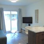 2 bedroom Patio Access